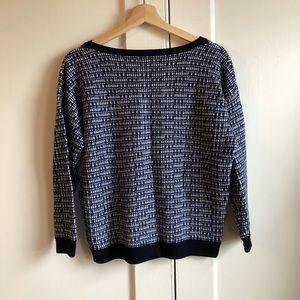 J. Crew Sweaters - NTW - J. Crew Tweed Pullover Sweater